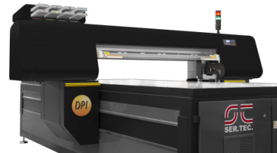 large industrial printer